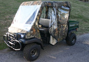 Greene Mountain Kawasaki Mule 3010 Trans Cab Enclosure