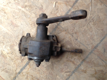 manual Saginaw steering gear