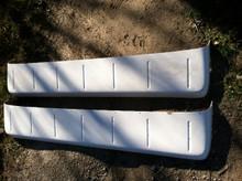 Deck Lid including trim