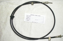 Speedometer Cable (80 inch), (With Automatic Transmission), 1976-1979 CJ5, 1976-1979 CJ7, 1967-1971 Jeepster Commando, 1972/73 Jeep Commando