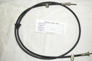 Speedometer    cable  manual  Jeepster Guru