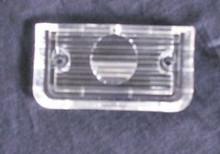 Lens Reverse  Clear Tail Light single