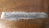 Sapphire Mink Fur Tail - Natural