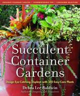 Succulent Container Gardens (Book)