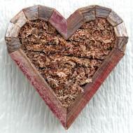 Vertical Planter - Small Heart
