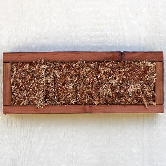 Vertical Planter - Rectangle Box