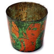 "Sutton Glass Pot 4"" x 4"""