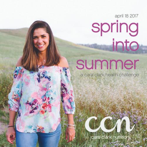 Spring into Summer 2017