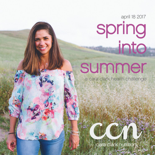 Spring into Summer 2017