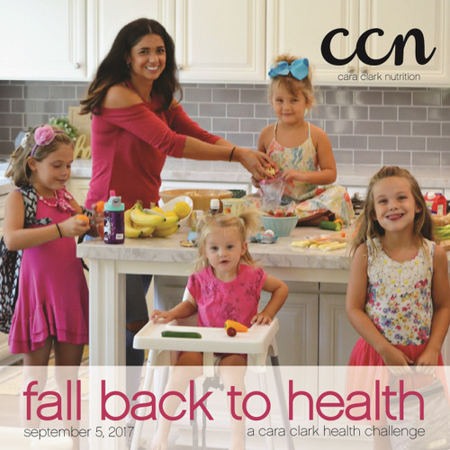 Fall Back to Health 2017