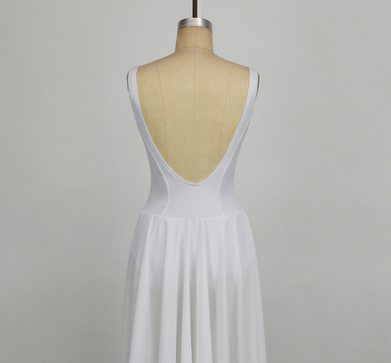 Conservatory C200 Ballet Dress Low Back