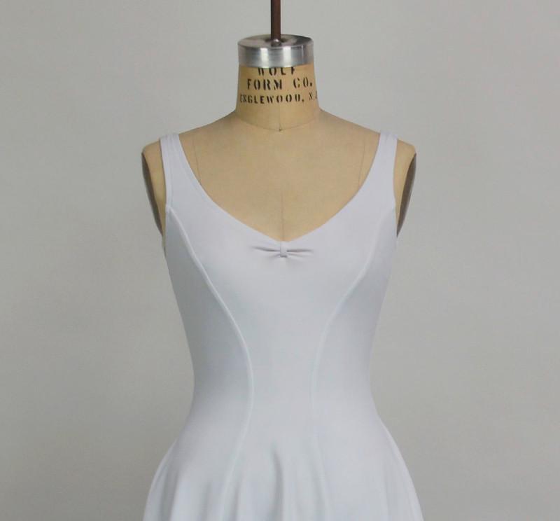 Conservatory C205 Ballet Dress Pinch Front