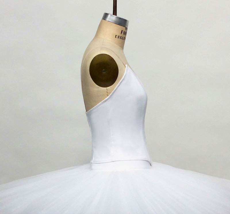 Conservatory C500N bodice side view