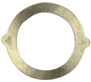 Tank cover lock ring for drip torch DT 125