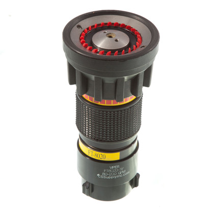 "125 - 250 GPM 1 1/2"" automatic nozzle tip"