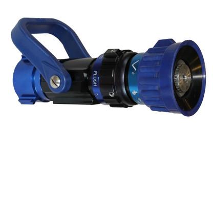 """75 - 150 GPM 1 1/2"""" Select Gallonage non pistol grip version nozzle"""