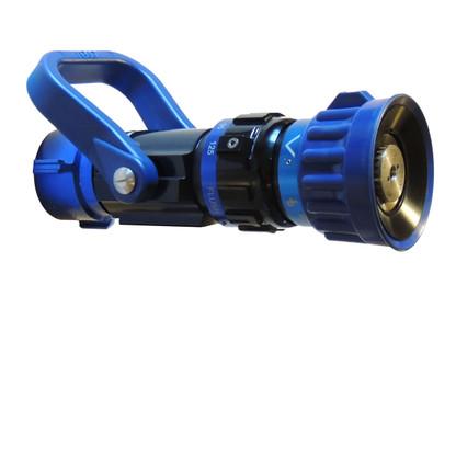 """30 - 125 GPM 1 1/2"""" Select Gallonage non pistol grip version nozzle"""