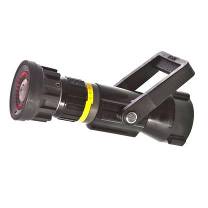 """95 - 200 GPM 2 1/2"""" Select Gallonage non pistol grip version nozzle"""