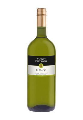 Monte Pietroso Bianco Sicilia (1.5 Litre)