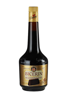 Vincenzi Bicerin di Gianduiotto (Hazelnut Chocolate Liqueur; 1 Litre)