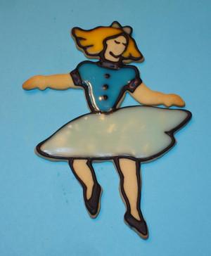 LADY DANCING