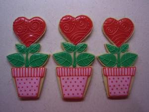 Decorated cookie by GeminiRJ