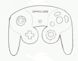 VIDEO GAME CONTROLLER B
