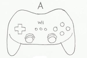 VIDEO GAME CONTROLLER A