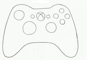 VIDEO GAME CONTROLLER E
