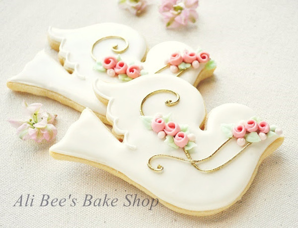 Decorated cookies by Ali Bee's Bake Shop