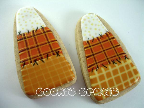 Decorated cookies by cookiecraze