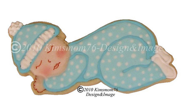 Decorated cookie by Kimsmom76
