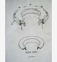 "SEAL DOVER  7.5""  ROTA"