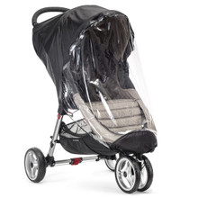 Baby Jogger Rain / Wind Canopy for City Mini Single Stroller