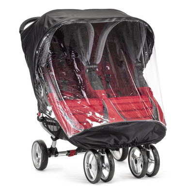 Baby Jogger Rain / Wind Canopy for City Mini Double Stroller  sc 1 st  City Select Strollers & Baby Jogger Rain / Wind Canopy for City Mini Double Stroller ...