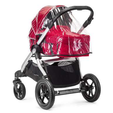 City Select Stroller  sc 1 st  City Select Strollers & Baby Jogger City Select Bassinet Rain Cover - City Select Strollers