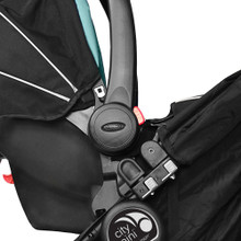 baby jogger peg perego car seat adapter for single stroller city select strollers. Black Bedroom Furniture Sets. Home Design Ideas