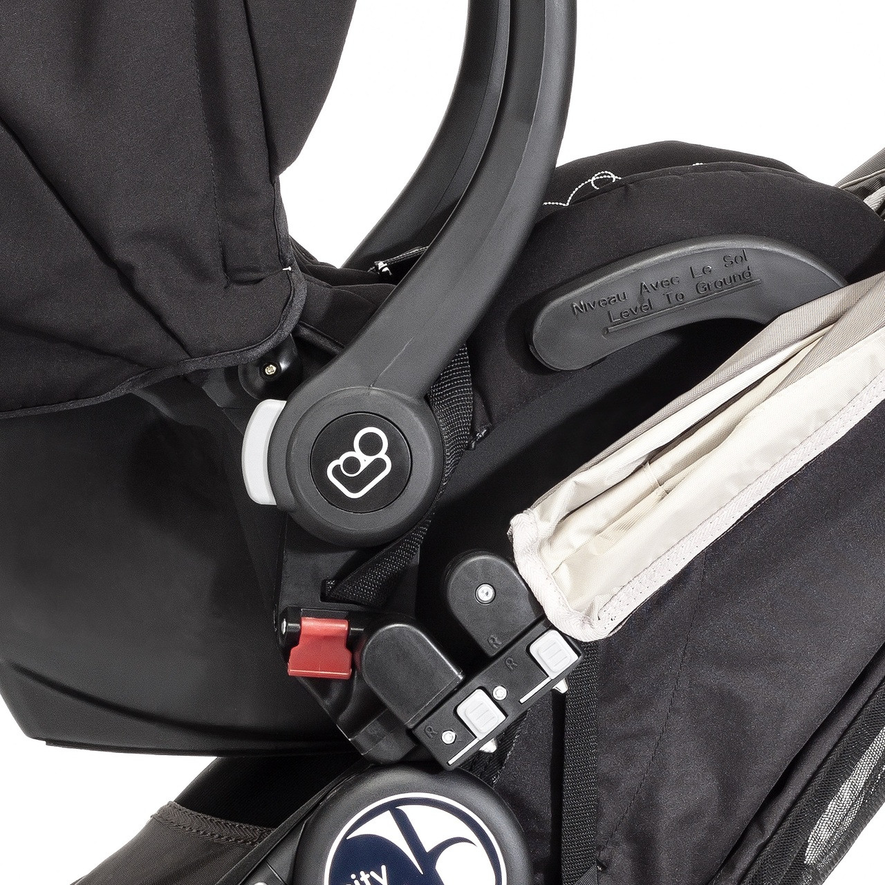 Baby Jogger Peg Perego Car Seat Adapter For Single