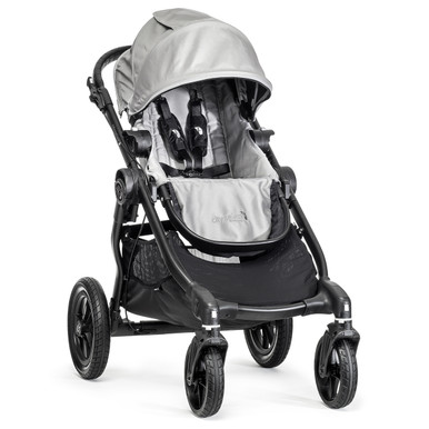 Baby Jogger City Select Stroller 2016 in Silver/Black Frame