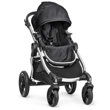 Baby Jogger City Select Stroller 2016 in Onyx Black - SHIPS NOW