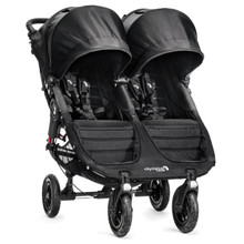 Baby Jogger City Mini GT Double Stroller 2017 in Black - SHIPS NOW