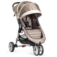 City Mini Single Stroller by Baby Jogger 2014 in Sand/Stone