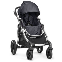 Baby Jogger City Select Stroller 2016 in Titanium - SHIPS NOW