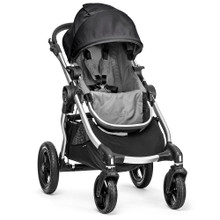 Baby Jogger City Select Stroller 2016 Black & Grey Combo - LIMITED EDITION - SHIPS NOW