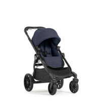 Jogger City Select LUX Stroller 2017 in Indigo Blue - Ships  Now!!!