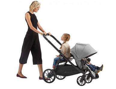 Baby Jogger City Select Lux Bench Seat Ships Now