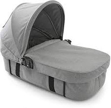Baby Jogger City Select LUX Pram Kit - Slate - SHIPS NOW