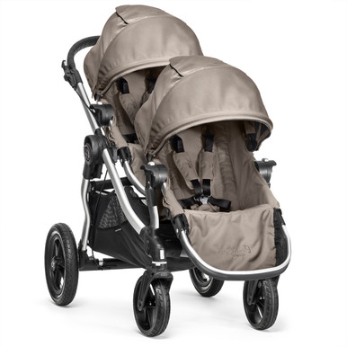 Baby Jogger City Select Double Stroller Quartz 2016