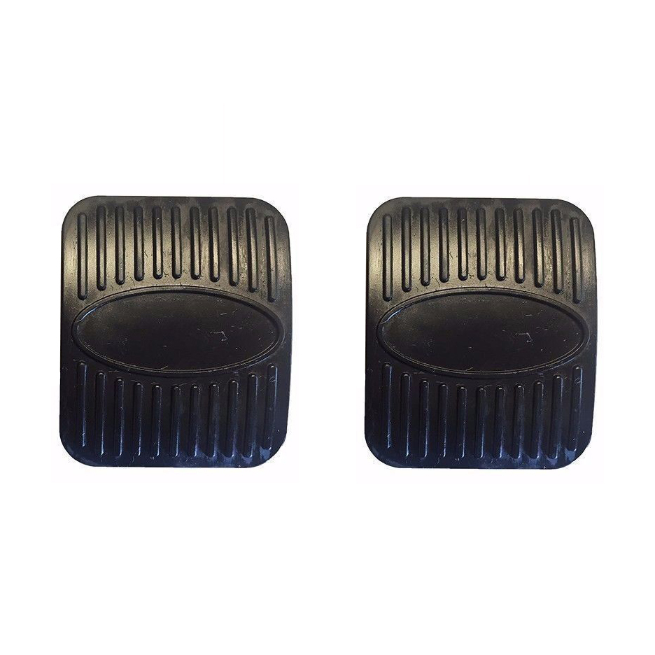 Peterbilt Clutch/ Brake Pad Pedal Rubber Replacement Pads (PAIR)
