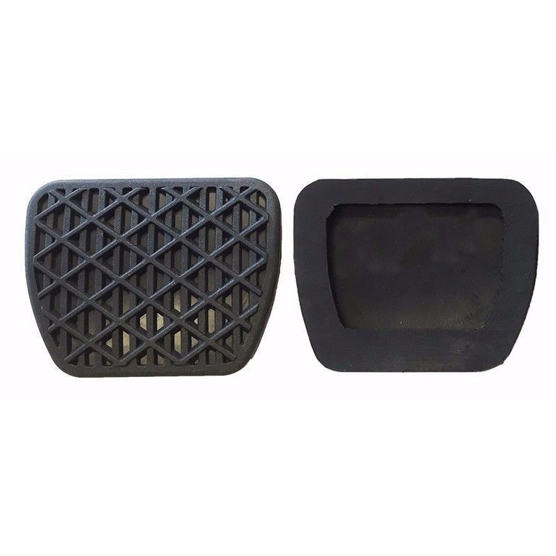Freightliner Brake Pedal Pad Rubber Replacement Pads (PAIR)